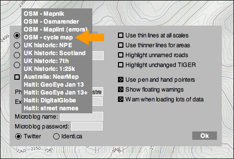 MotionX-GPS Map Resources | MotionX